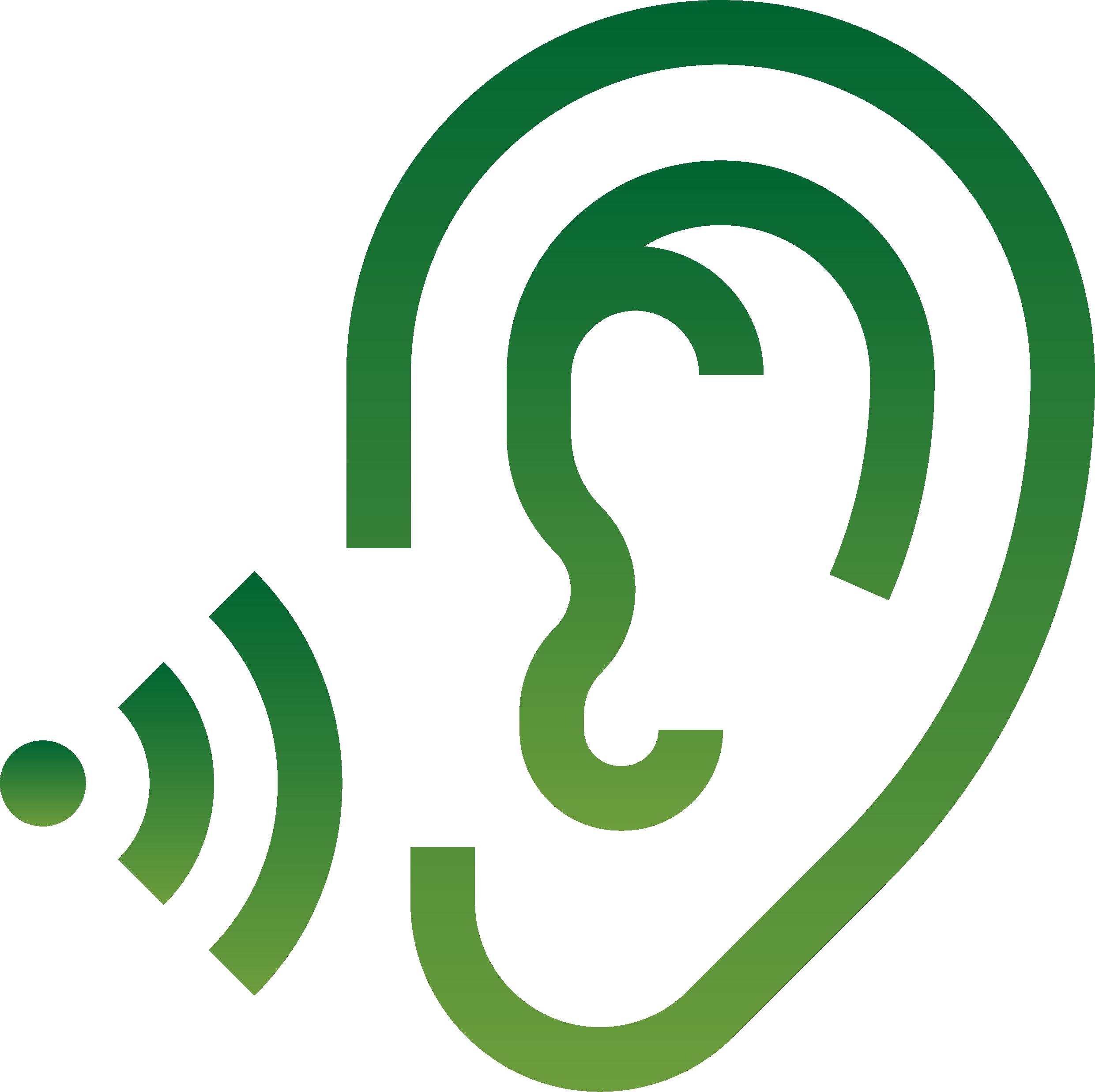 Prevenção Segurança e medicina do trabalho Ouvido